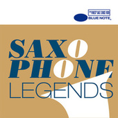 Blue Note Saxophone Legends de Various Artists
