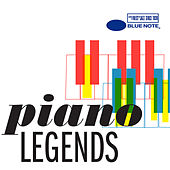 Blue Note Piano Legends von Various Artists