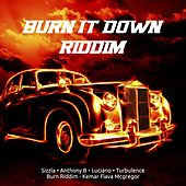 Burn It Down  Riddim by Various Artists