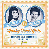 Honky Tonk Girls: Complete Solo Recordings (1958-1962) von Loretta Lynn