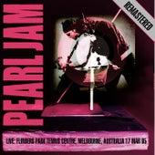 Live: Flinders Park Tennis Centre, Melbourne, Australia 17 Mar 95 by Pearl Jam