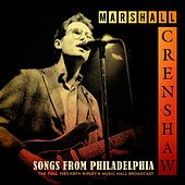 Songs From Philadelphia de Marshall Crenshaw