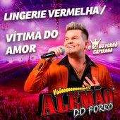 Lingerie Vermelha / Vítima do Amor (Ao Vivo) von Alemão do Forró
