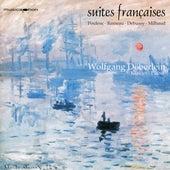 Suites francaises by Wolfgang Döberlein