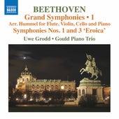 Beethoven: Symphonies Nos. 1 & 3 (Arr. J. N. Hummel for Flute & Piano Trio) de Uwe Grodd