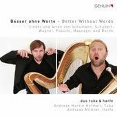 Besser ohne Worte by Duo Tuba