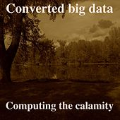 Computing the Calamity by Converted Big Data