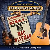 Bluegrass 1971 by Mac Wiseman