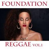Foundation Reggae, Vol. 1 de Various Artists