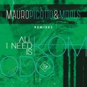 All I Need Is Komodo von Mauro Picotto