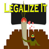 Legalize It von Various Artists