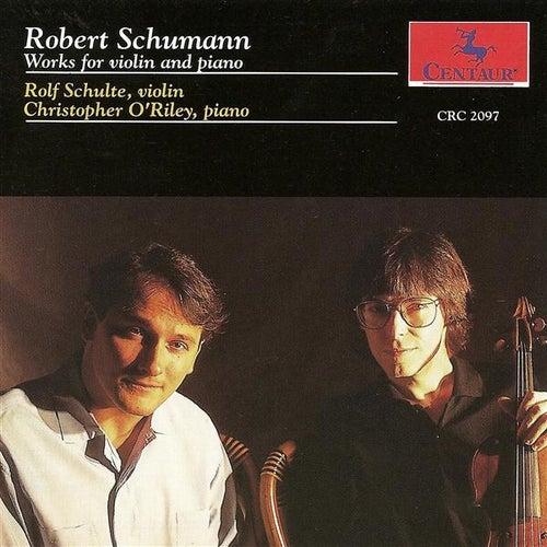 Schumann, R.: Fantasiestucke / Adagio and Allegro / 3 Romanzen / 5 Pieces in Folk Style / Fairy Tales by Various Artists