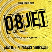 Objet (Piano version) von Marco Velocci