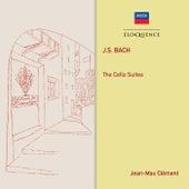 Bach Cello Suites de Jean-Max Clément