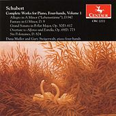 Schubert, F.: Piano Music, 4 Hands (Complete), Vol. 1 by Various Artists