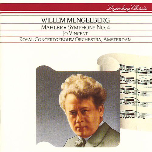 Mahler: Symphony No.4 in G by Royal Concertgebouw Orchestra