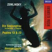 Zemlinsky: Die Seejungfrau/Psalms Nos.13 & 23 di Ernst Senff Chamber Choir
