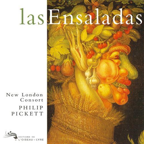 Flecha: Ensaladas by Philip Pickett