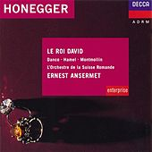 Honegger: Le Roi David by Various Artists