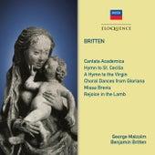 Britten: Choral Works von George Malcolm