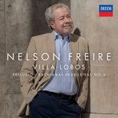 Villa-Lobos: Bachianas Brasileiras No. 4, W264: I. Prelúdio (Introdução) de Nelson Freire