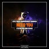 Need You (Stefre Roland) by Farrukhruz Zamirov Xpectra