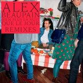 Bien plus la nuit que le jour / Remixes de Alex Beaupain
