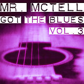 Mr. Mctell Got the Blues, Vol. 3 by Blind Willie McTell