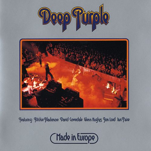 Made In Europe by Deep Purple