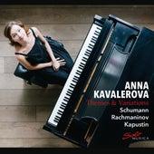 R. Schumann, Rachmaninoff & Kapustin: Themes & Variations by Anna Kavalerova