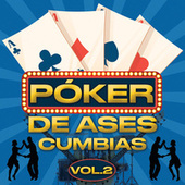 Póker De Ases Cumbias Vol. 2 de Various Artists