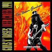 Guns N' Roses - Deer Greek 1991 / The Illusion Broadcast von Guns N' Roses