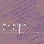 J.S. Bach: Inventions & Duets by Maurizio Zaccaria