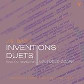 J.S. Bach: Inventions & Duets de Maurizio Zaccaria