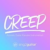 Creep (Acoustic Guitar Karaoke Instrumentals) de Sing2Guitar