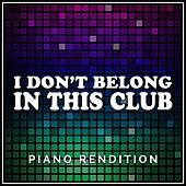 I Don't Belong in This Club di The Blue Notes