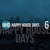 Happy House Days, Vol. 6 de Various Artists