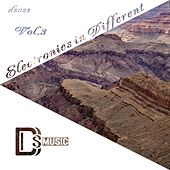 Electronics in Different, Vol.3 von Various Artists