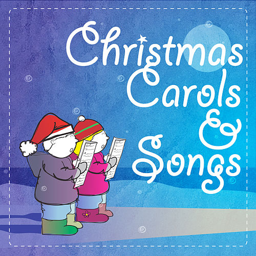 Christmas Carols & Songs (With Sing-a-Long Booklet) by Santa's Little Helpers