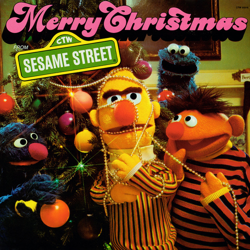 Sesame Street: Merry Christmas From Sesame Street by Various Artists