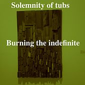 Burning the Indefinite by Solemnity of Tubs