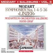 Mozart: Symphonien Nos. 1, 4, 5, 36,