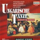 Orchestral Music (Hungarian) - Kauer, F. / Csermak, A. / Rozsavolgyi, M. / Weiner, L. (Hungarian Dances) de Karoly Botvay