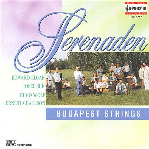 Elgar, E.: Serenade, Op. 20 / Suk, J.: Serenade, Op. 6 / Wolf, H.: Serenade,