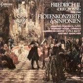 Frederick Ii: Sinfonias / Flute Concertos von Various Artists