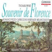 Tchaikovsky, P.I.: Souvenir De Florence / Valse-Scherzo / Serenade Melancolique / Pezzo Capriccioso / Romance by Various Artists