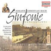 Bach, J.C.: Sinfonie Concertanti, Vol. 2 by Various Artists