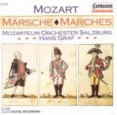 Mozart, W.A.: Marches by Hans Graf