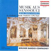 Chamber Music (Baroque) - Frederick Iii / Schaffrath, C. / Bach, C.P.E. / Benda, F. / Janitsch, J.G. (Music From Sanssouci) von Various Artists