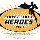 Dancehall Heroes, Vol.1 de Various Artists
